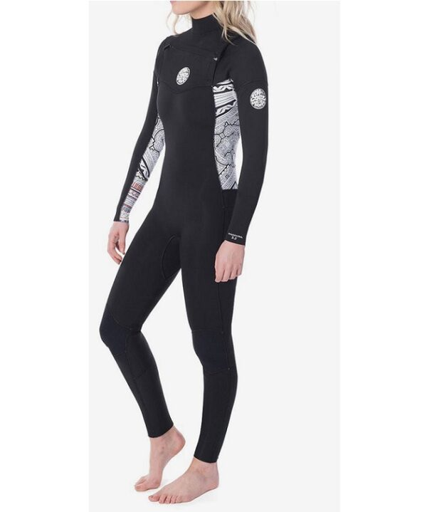 Rip curl Ladies Wetsuit 43mm Chest Zip Front