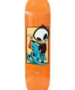 Blind Papa Reaper Box 7.75 R7 Skateboard Deck Sunset Surf