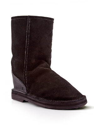 Instep Suede Sheepskin Boots Sunset Surf Shop