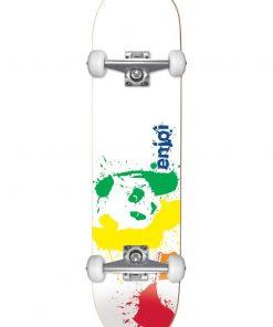 Blind Splatter Panda Skateboard Sunset Surf Shop