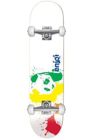 Blind Splatter Panda Skateboard Sunset Surf Shop