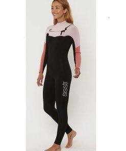 Ladies Vissla 7 Seas Wetsuit 4/3mm